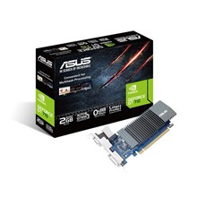 Asus Geforce Gt 710-2 Sl 2Gb Gddr5 64Bit Dvi Hdmi - 1