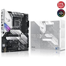 Asus Rog Strix Z490-A Gaming 1200P Hdmi Dp Usb3.2 90Mb12Y0-M0Eay0 - 1