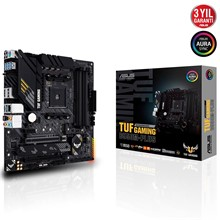 Asus Tuf Gaming B550M-Plus Am4 Ryzen Ddr4 Hdmi Dp 90Mb14A0-M0Eay0 - 1