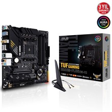 Asus Tuf Gaming B550M-Plus Wifi Am4 Ryzen Ddr4 90Mb1490-M0Eay0 - 1