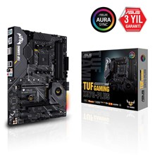 Asus Tuf Gaming X570-Plus Am4 Ddr4 M.2 Pcıe 4.0 90Mb1180-M0Eay0 - 1