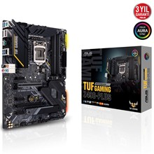 Asus Tuf Gaming Z490-Plus 1200P Hdmi Dp Usb3.2 90Mb1340-M0Eay0 - 1
