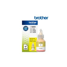Brother Bt5000Y Dcp-T300 Sarı Mürekkep  - 1