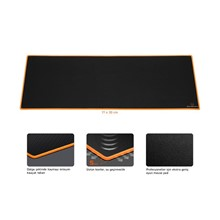 Frisby Fmp-G870 Gamemax Oyuncu Mouse Pad - 1
