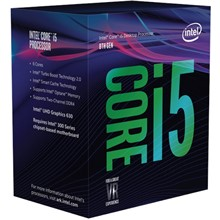 Intel Coffee Lake İ5 8600K 3.6Ghz 1151 9M Fansız - 1