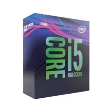 Intel Coffee Lake İ5 9600K 4.6Ghz 1151 9M Fansız - 1