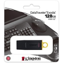 Kingston 128Gb Exodia Usb 3.2 Gen1 Dtx/128Gb - 1