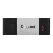 Kingston 32Gb Dt80 Data Traveler Type C Dt80/32Gb - 1