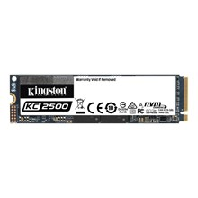 Kingston 500Gb Kc2500 Nvme M.2 Pcıe Skc2500M8/500G - 1