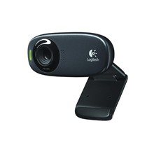 Logitech C310 Webcam Hd Siyah 960-001065  - 1