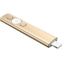 Logitech Spotlight Presenter Gold 910-004862 - 1