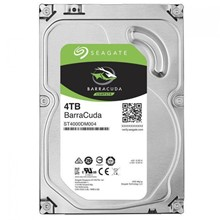 "Seagate 4Tb Barracuda 3.5"" 5400 256Mb St4000Dm004 - 1"