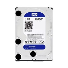 "Wd 3Tb 3.5"" 64Mb Intellipower Blue Wd30Ezrz - 1"