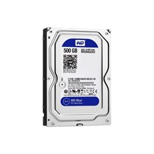 "Wd 500Gb 3.5"" 5400Rpm 64Mb Blue Wd5000Azrz - 1"