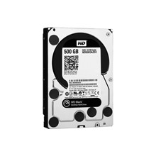"Wd 500Gb 3.5"" 7200Rpm 64Mb Cavia Black Wd5003Azex - 1"